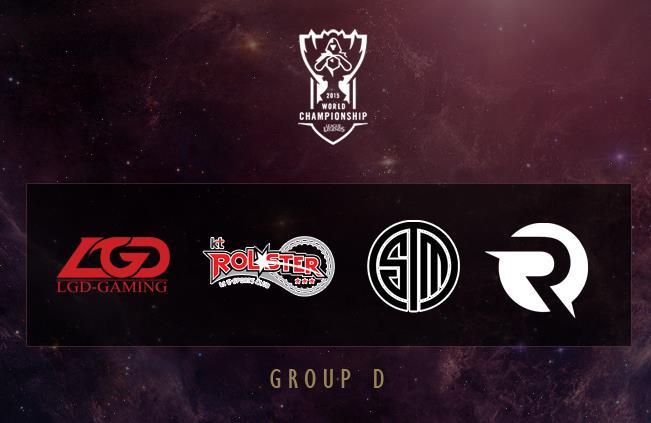 2015年《英雄联盟》全球总决赛小组赛预测(D组)